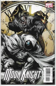 Moon Knight (vol. 3, 2006) #10 FN Huston/Suayan, Punisher