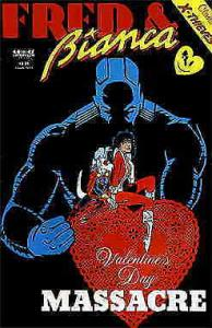 Fred & Bianca Valentine's Day Massacre #1 FN; Comics Interview | save on shippin