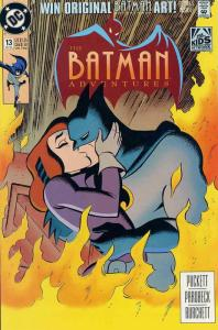 Batman Adventures, The #13 VF/NM; DC | save on shipping - details inside