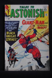 Tales to Astonish #52,Black Knight,  Kirby Cover