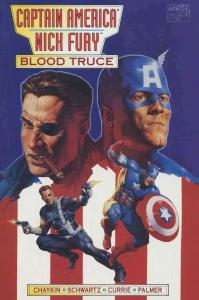 Captain America/Nick Fury: Blood Truce #1 VF/NM; Marvel | save on shipping - det