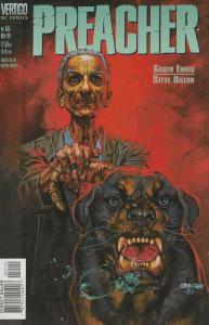 Preacher #55 VF/NM; DC/Vertigo | save on shipping - details inside