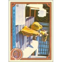 1978 Donruss Sgt. Pepper's MR. MUSTARD STEALING THE INSTRUMENTS #51