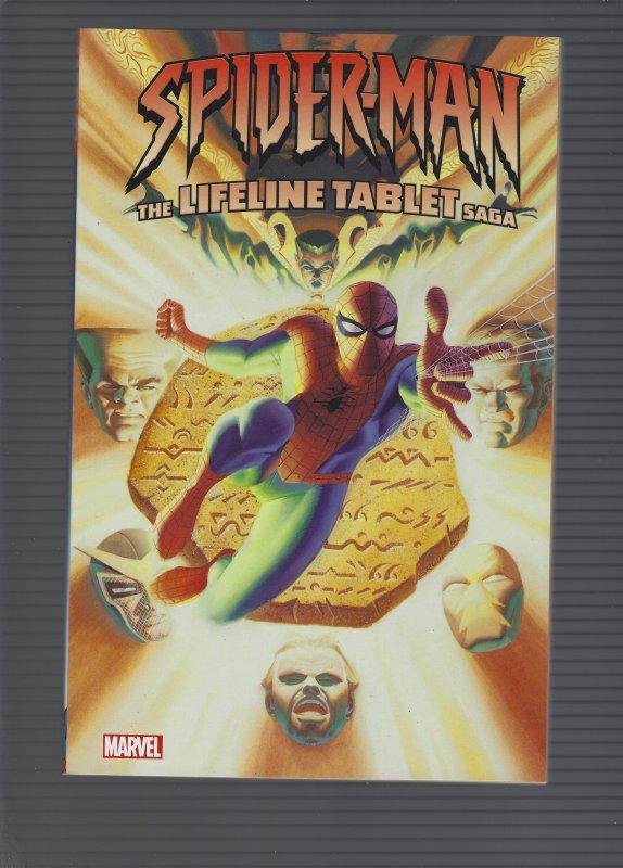 Spider-Man: The Lifeline Tablet Saga #1 (2017)