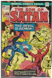 SON OF SATAN 3 FN April 1976
