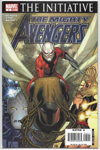 Mighty Avengers   vol. 1   # 5 FN (Initiative)