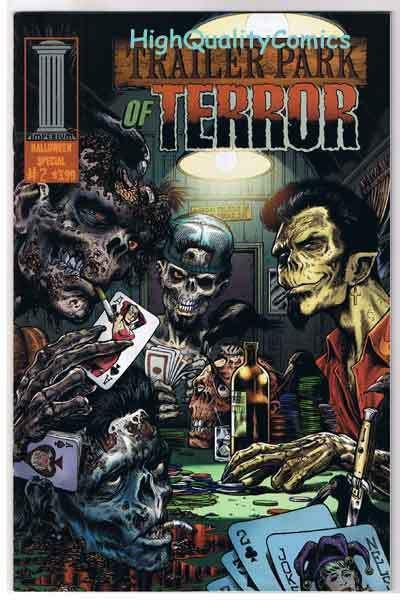 TRAILER PARK OF TERROR #2, NM, Zombies, Halloween, Variant, more TPOT in store
