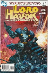 6 Lord Havok and the Extremists DC Comic Books # 1 2 3 4 5 6 Green Lantern LH22