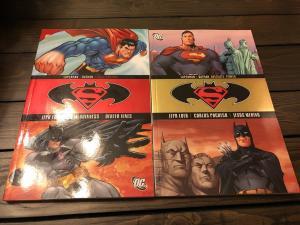 Superman Batman Public Enemies & Absolute Power TPB Lot Of 2 * 2005 *