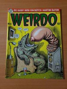 Weirdo #11 ~ VERY FINE - NEAR MINT NM ~ 1984 Last Gasp Underground R Crumb