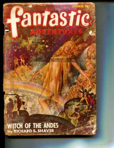 Fantastic Adventures-Pulp-10/1947-Berkeley Livingston-Richard S. Shaver
