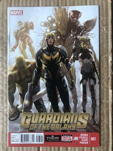 Guardians of the Galaxy #7 (2013)