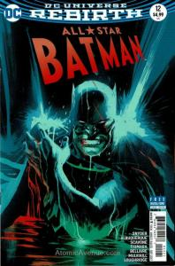 All-Star Batman #12B VF/NM; DC | save on shipping - details inside
