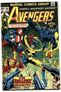 THE AVENGERS #144 1975-Patsy Walker Hellcat joins the Avengers VG