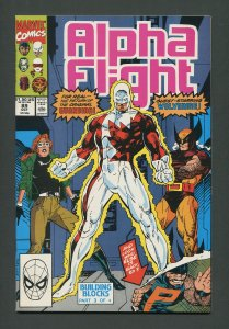 Alpha Flight #89  / 9.4 NM   October  1990