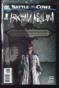 Batman: Battle for the Cowl: Arkham Asylum #1 (2009)