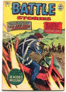 Battle Stories #18 1964- Golden Age Reprint war comic FN