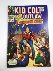 Kid Colt Outlaw #135 (1967)