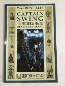 Captain Swing And The Electrical Pirates Of Cindery Island Nm Tpb Sc Avatar