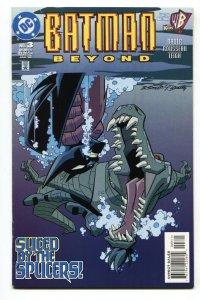 BATMAN BEYOND #3 DC comic book 2000