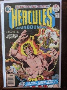 Hercules Unbound #7 (1976)