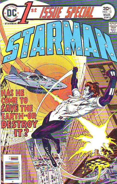 First Issue Special #12 (Mar-76) VF/NM High-Grade Starman