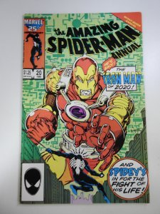 The Amazing Spider-Man Annual #20 (1986)