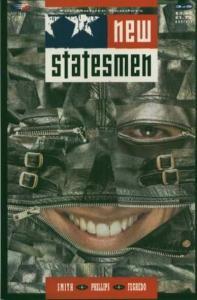 New Statesmen #3, NM (Stock photo)