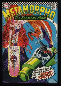 Metamorpho #7 VF- 7.5 White Pages