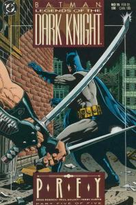 Batman: Legends of the Dark Knight #15 VF/NM; DC | save on shipping - details in