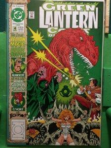 Green Lantern Corps Quarterly #4