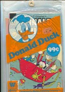 Donald Duck Whitman Comics 3-Pak 1978-unopened-VF/NM