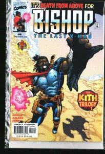Bishop: The Last X-Man #4 (2000)