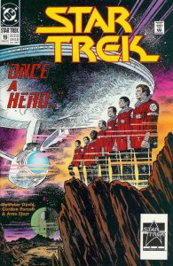 Star Trek (4th Series) #19 VF/NM; DC | save on shipping - details inside