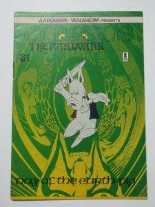 Cerebus the Aardvark (A Vanaheim Feb Mar 1979) #8 Dave Sim 1st Printing!
