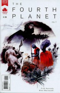 Fourth Planet, The #1A VF/NM; Chapterhouse | save on shipping - details inside