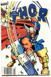 THOR #337-FIRST BETA RAY BILL-comic book NM-  Newsstand