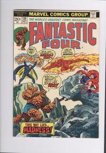 Fantastic Four #138
