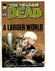 The Walking Dead # 95 NM 1st Print Image Comic Book AMC TV Rick Carl J267