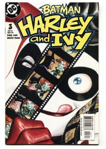 Batman: Harley & Ivy #3 2004-Harley Quinn-DC Comic Book NM-