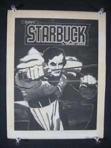 HOWARD CHAYKIN PORTFOLIO: CODY STARBUCK-SIGNED