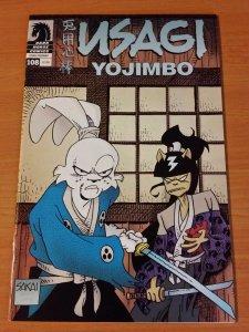 Usagi Yojimbo #108 ~ NEAR MINT NM ~ 2007 Dark Horse Comics