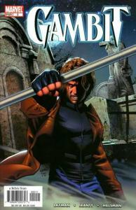 Gambit (2004 series) #2, NM + (Stock photo)