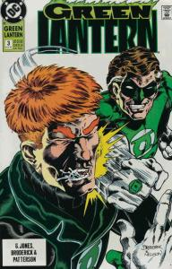Green Lantern (3rd Series) #3 VF/NM; DC | save on shipping - details inside
