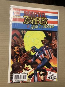 Marvel Zombies Army Of Darkness Limited Series Complete Set Plus Dead Days
