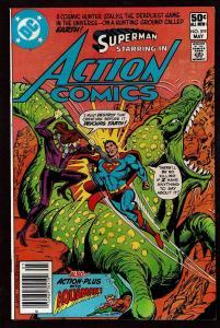 Action Comics #519 (May 1981, DC) 8.0 VF