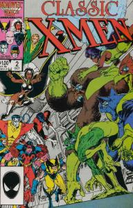 Classic X-Men #2 VF/NM; Marvel | save on shipping - details inside