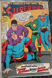 Superman #200 (DC,1967) Condition GD/VG