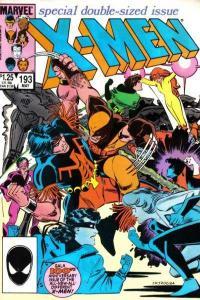 Uncanny X-Men (1981 series) #193, VF+ (Stock photo)