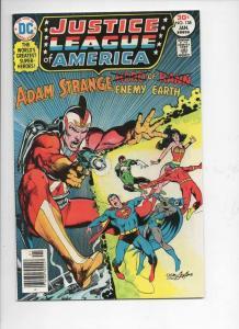 JUSTICE LEAGUE OF AMERICA #138, VF/NM, Superman, Batman, Wonder Woman, DC, 1977